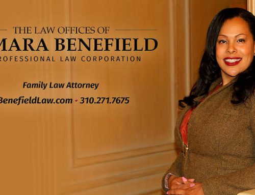 Beverly Hills, California Family Law Attorney Tamara Benefield Receives Award for Achievement